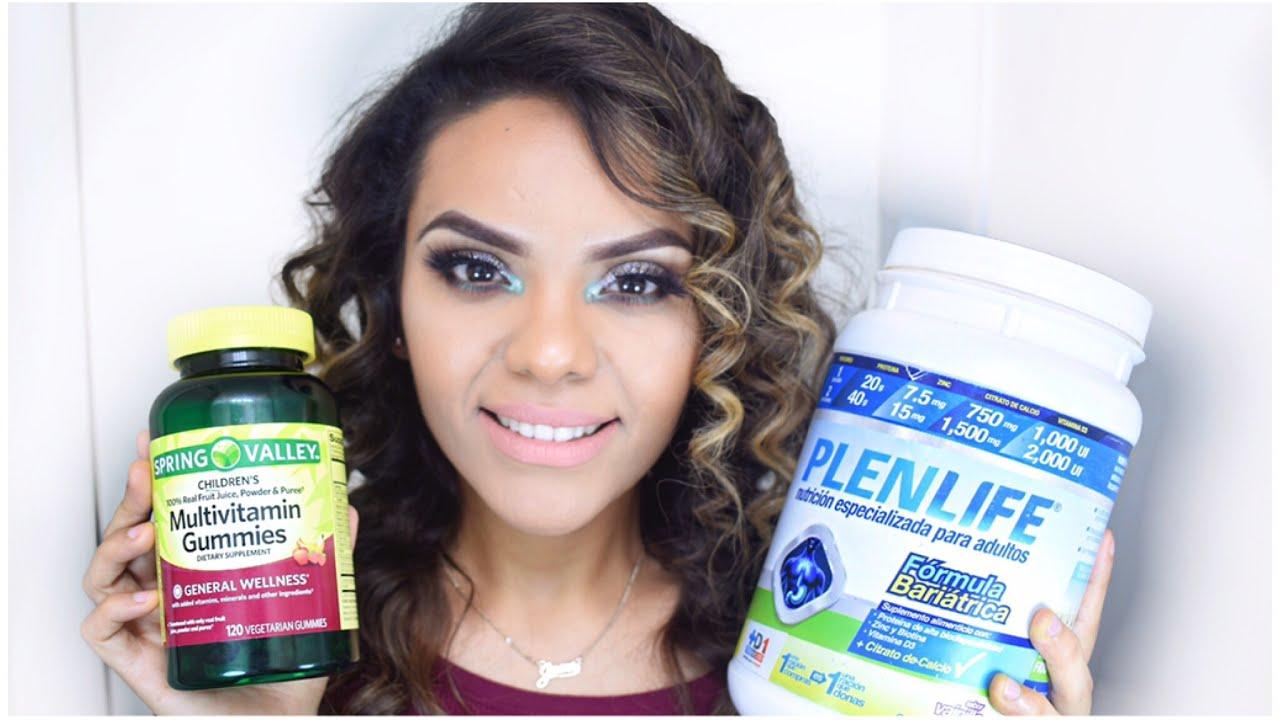 vitaminas perder peso