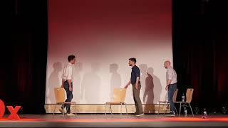 Improwizowany strumień świadomości. | Teatr Improkracja | TEDxPolitechnikaWroclawska