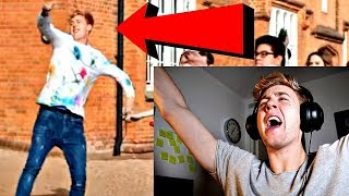 I MADE IT INTO YOUTUBE REWIND 2017!! REACTION