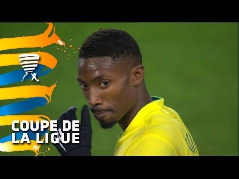 But Serge GAKPE (83' pen) / FC Nantes - FC Metz (4-2 a. p.) -  (1/8 de finale) (FCN - FCM) / 2014-15
