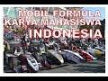 """Mobil """"FORMULA"""" Karya Mahasiswa Indonesia Untuk Kompetisi Di Jepang"""