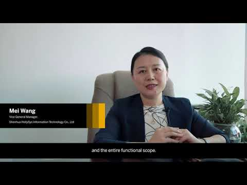 National Energy Investment Group: Succeed with the Help of SAP Digital Business Services