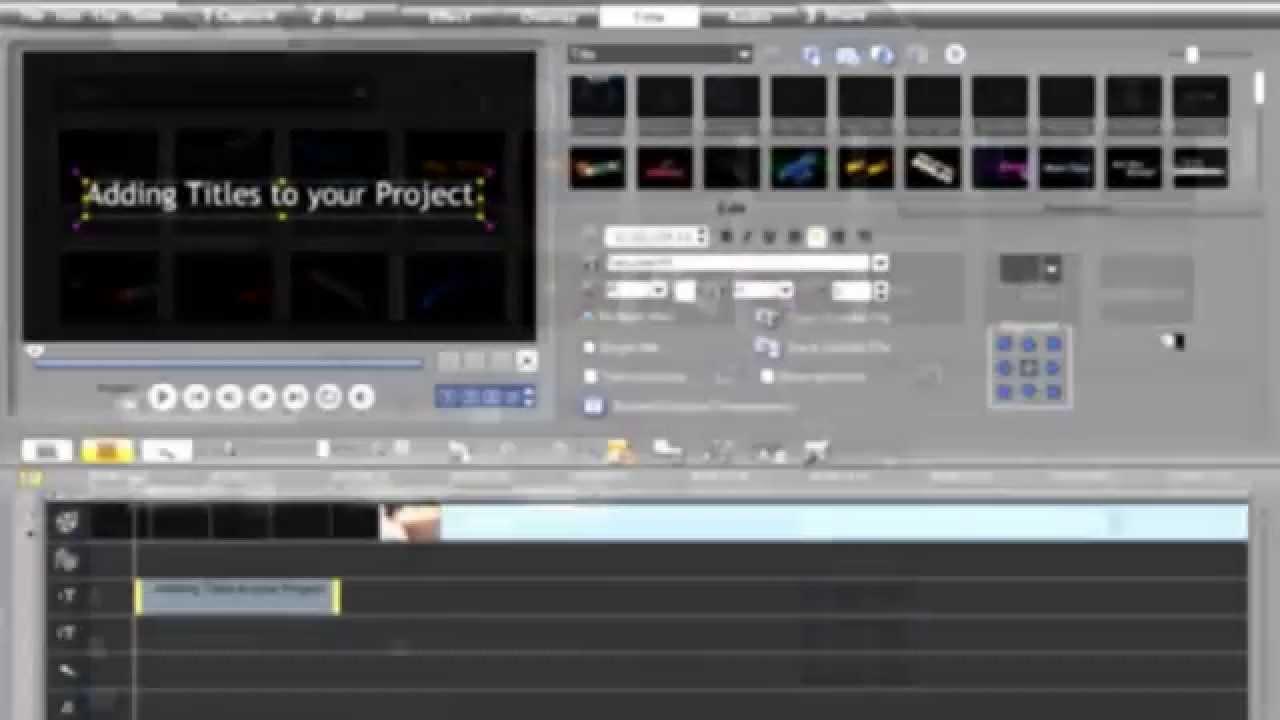Corel video studio pro x2