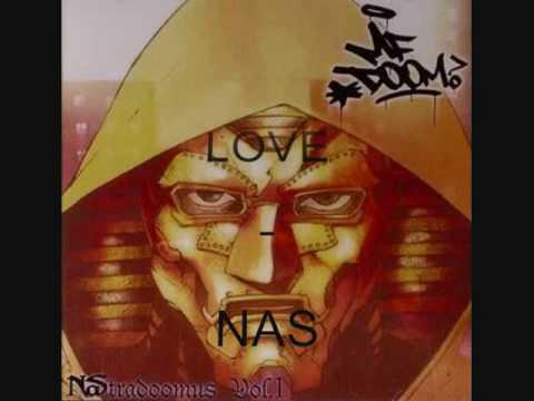 One Love  Nas & MF Doom