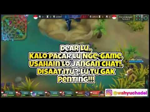 Story Wa Ditinggal Ngegame Cocok Pekain Pacar Wahyu Jeh