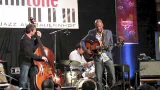 "Bobby Broom Trio at Inntöne 2013 - ""Blues for Modern Man"""