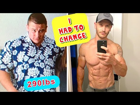What Prompted me to Change my Life and DROP 100lbs in One Year