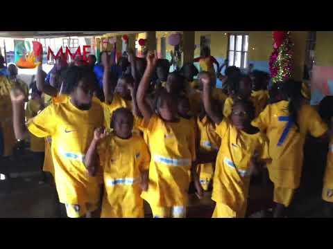 children from Macurungu, at The Ebenezer Day Care Center in Beira, Mozambique , África.