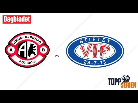 Arna-Bjørnar - Vålerenga. Toppserien 2017, 14. runde