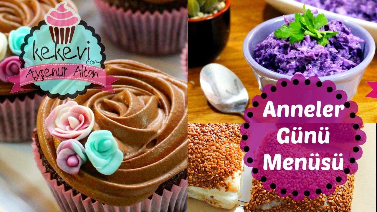 5 dakkada Havuçlu Muffin – Kekevi Yemek Tarifleri