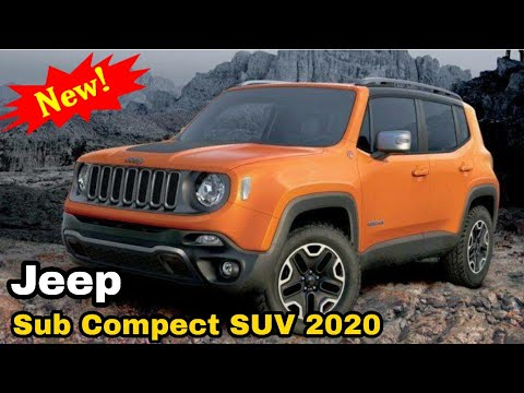 🔥2020 Jeep Sub Compact SUV 🔥Interior Exterior Price, mileage Specifications details review