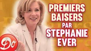 Stéphanie Ever (Les Jumelles) : ses souvenirs de Premiers Baisers