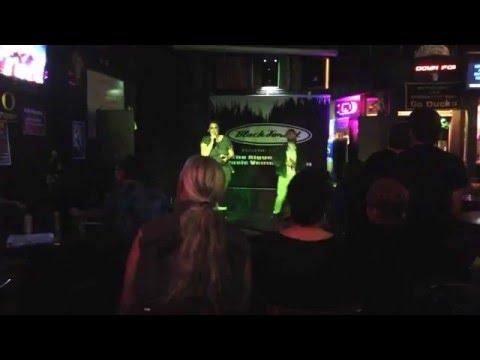 Karaoke at the Black Forest