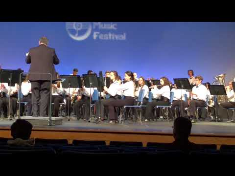 2018 Midwest Music Festival - Tinley Park High School Symphonic Band