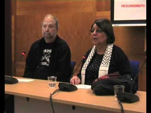 Leila Khaled & Dror Feiler: Dialogue Stockholm May 4, 2011(Part 1)