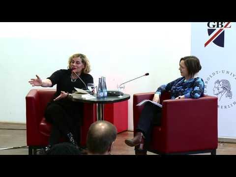 Deborah Levy in conversation at #BritLitBerlin 2015