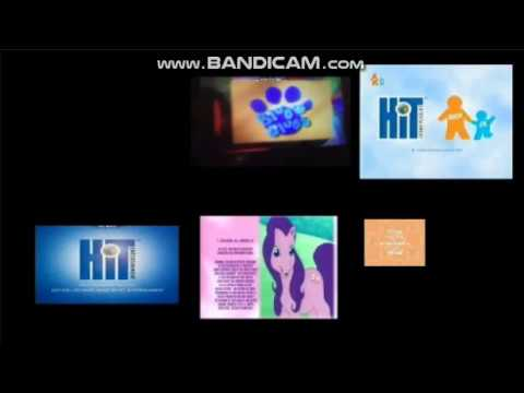 Blue's Clues, Bob, KB, Mister Maker, My Little Pony, Thomas, UDS, Wubbzy, Wiggles Credits Remix