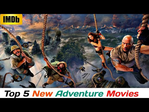 Top 5 Adventure Movies || In Hindi || Top 5 Best Jungle Adventure Movies