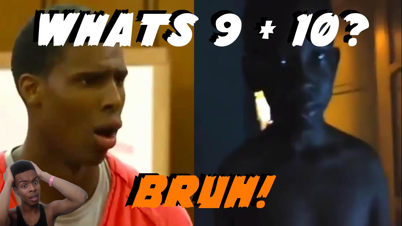 Whats 9 + 10? #Bruh - YouTube