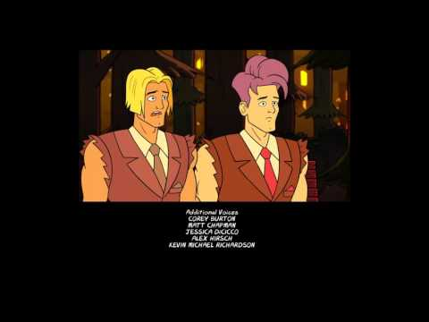 Gravity Falls - Weirdmageddon Part 2: Escape From Reality (S02E19) - Credits