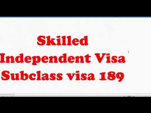 Skilled Independent Visa Subclass 189 | Eligibility & Requirements