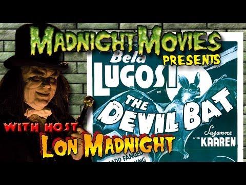 MadNight Movies Presents THE DEVIL BAT