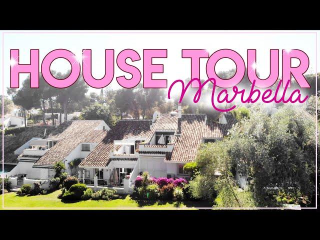 HOUSE TOUR MARBELLA