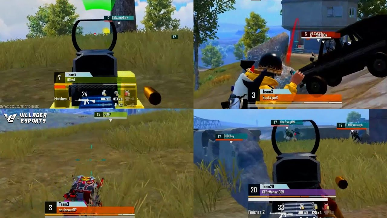Jonathan 16 Finishes • Viper Deadly Nades •  Manav 1v3 • TED almost Clutched   Highlights #VE