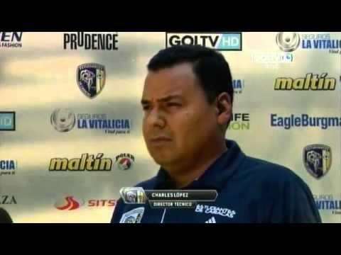Venezuela Primera División, Apertura: Estudiantes de Caracas - Deportivo Tachira