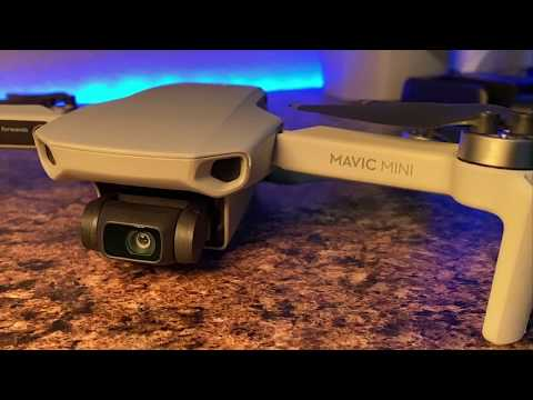 DJI Mavic Mini vs Spark,  Mavic Pro & Phantom 3 video quality test