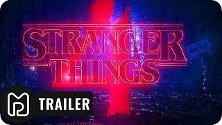 STRANGER THINGS Staffel 4 Teaser Trailer Deutsch German (2020) Netflix Serie