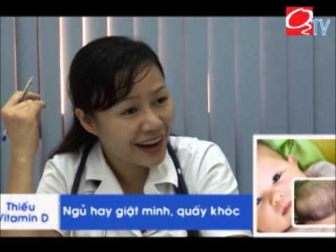 [O2TV][Bác Sĩ O2] Vi chất dinh dưỡng cho sức khỏe trẻ em