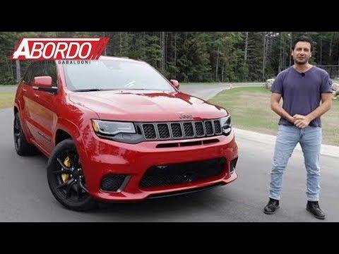 Jeep Grand Cherokee Trackhawk 2018 - Prueba A Bordo Completa