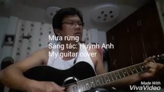 Mưa rừng - Guitar cover