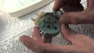 Ремонт двигателя микроволновой печи(Разборка. устройство. ремонт двигателя микроволновки., 2015-02-21T22:21:35.000Z)