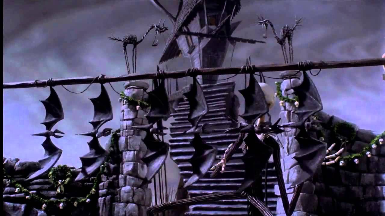 The Nightmare Before Christmas 'Making Cristmas Russian ...