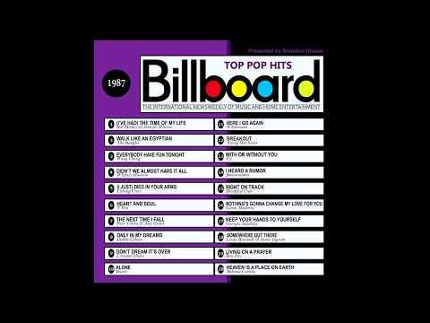 Billboard Top Pop Hits - 1987