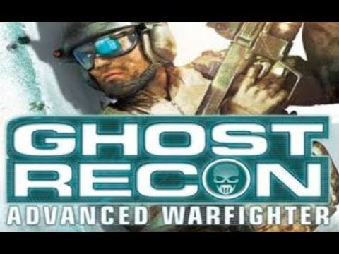 (PS2 gameplay) Tom Clancy's Ghost Recon Advanced Warfighter