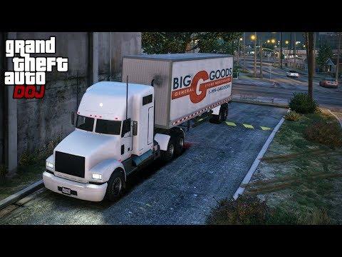 Download Youtube: GTA 5 Roleplay - DOJ 368 - Oogle Truck
