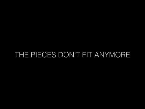 James Morrisen - The Pieces Don't Fit Anymore lyrics