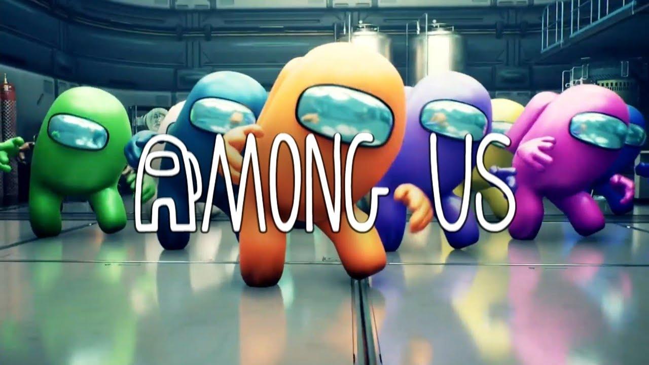 Download AMONG US Song (Dance Music Video) /  Moondai Remix