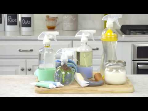 How to Make DIY Natural Cleaning Products