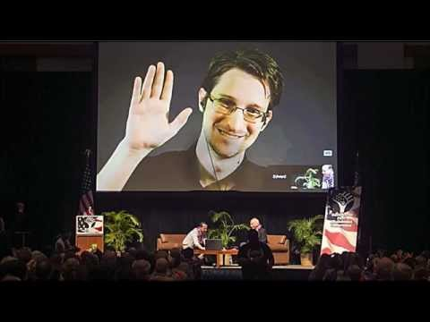 Edward Snowden on Twitter: 'Can you hear me now?'