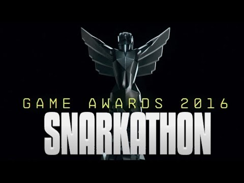 The Game Awards 2016 Snarkathon. (Feat. Genna Bain)