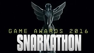 The Game Awards 2016 Snarkathon.