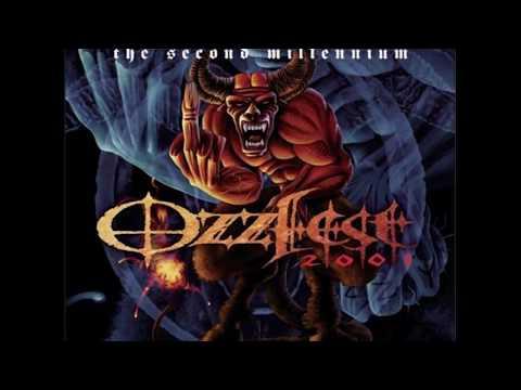 New Abortion Slipknot Live Ozzfest 2001 ~ The New Millennium