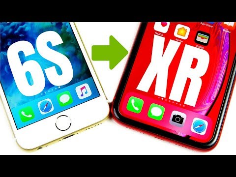 Should you upgrade iPhone 6S to iPhone XR?