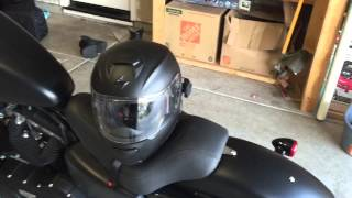 Scorpion GT 3000 Helmet review by a blue collar rider