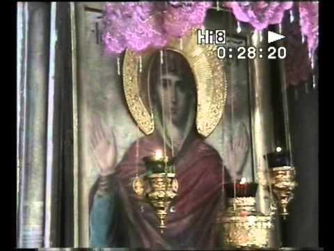 Исцеляющая икона Божьей Матери