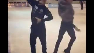 Yuri!!! on ice|Danse|Evgeni Plushenko and Johnny Weir
